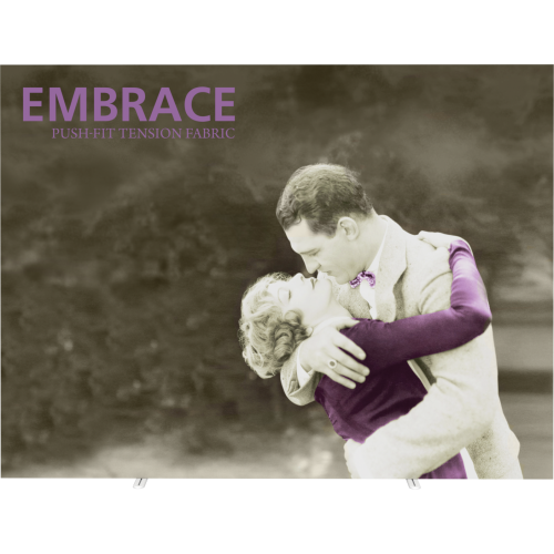 Embrace 10ft Full Height Push-Fit Tension Fabric Display