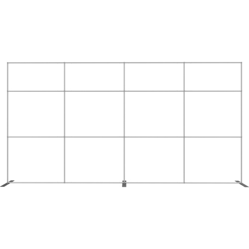 Formulate Master 20ft WS1 Straight Frame Fabric Backwall