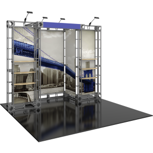 Eros Orbital Express Truss 10ft Modular Exhibit
